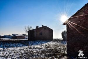 Pierwszy urbex w 2017 – Okolice Brwinowa