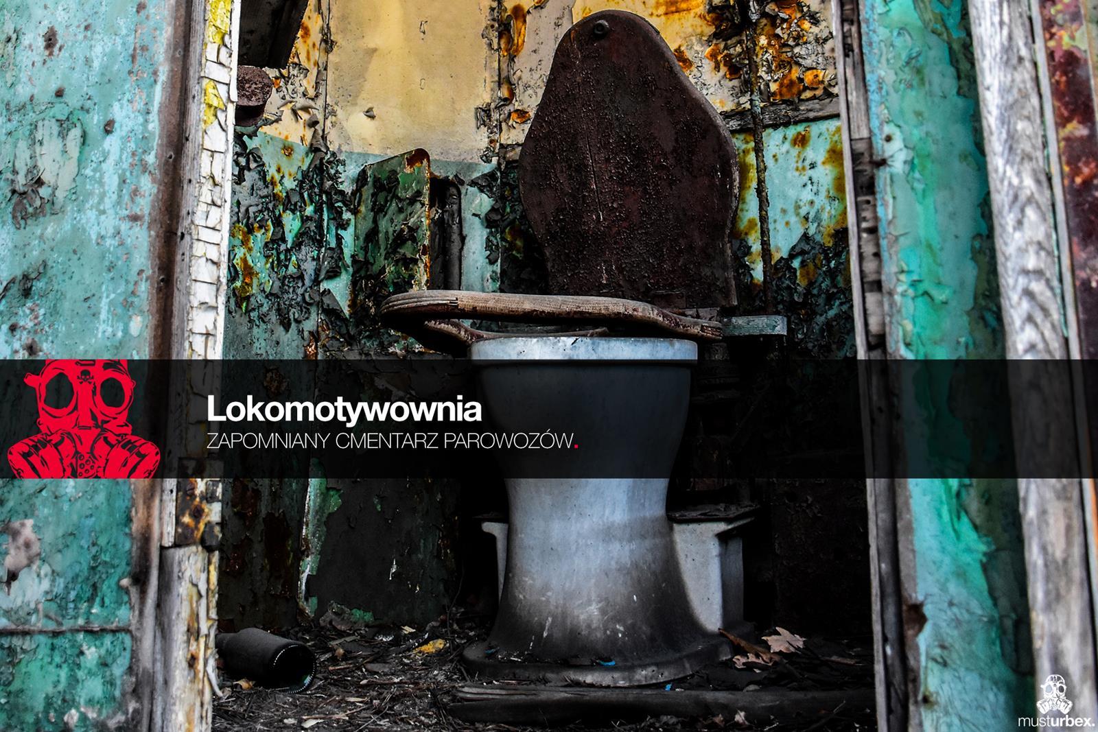 Lokomotywownia - Zapomniany Cmentarz Parowozów