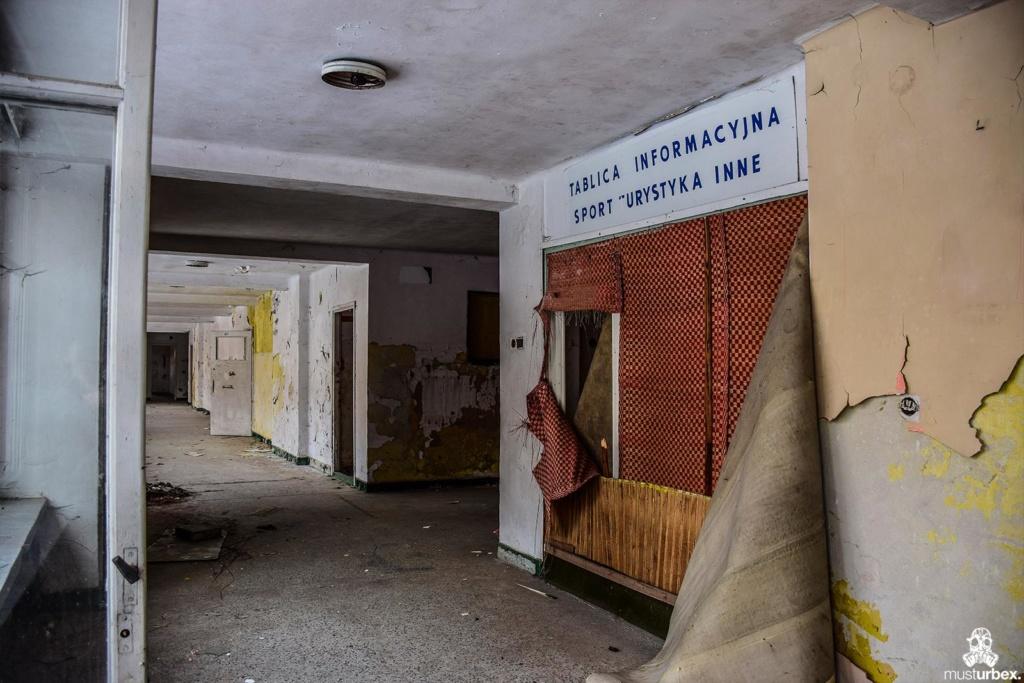 URBEX Dom Wczasowy musturbex