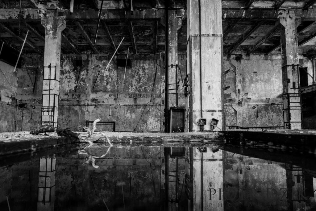 Piotr Dzik Fotografia Czarnobyl