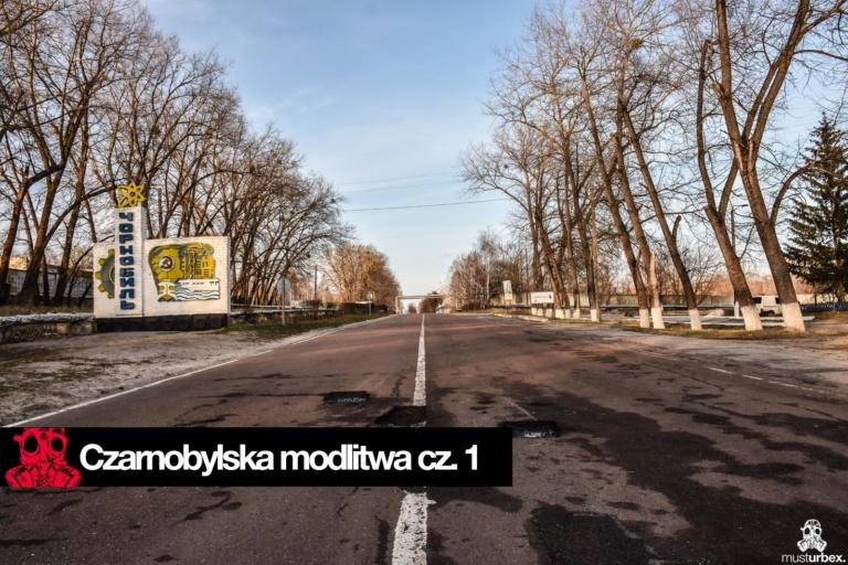 Czarnobylska modlitwa Czarnobyl Reaktor strefa zero 0