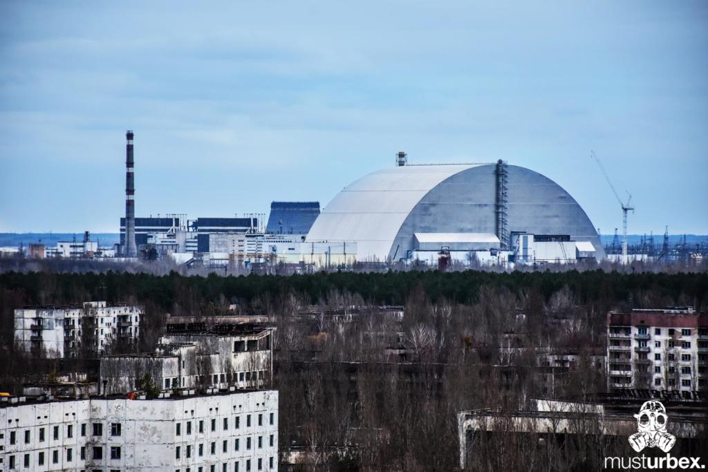 nowy sarkofag Czarnobyl Elektrownia
