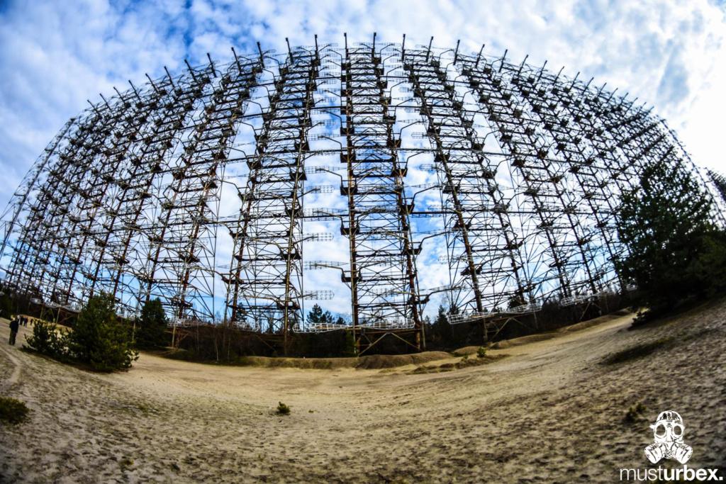 Oko Moskwy Duga radar pozahoryzontalny