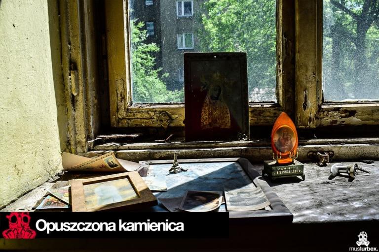 Opuszczona kamienica Warszawa ul. Łucka 16 URBEX MustUrbex