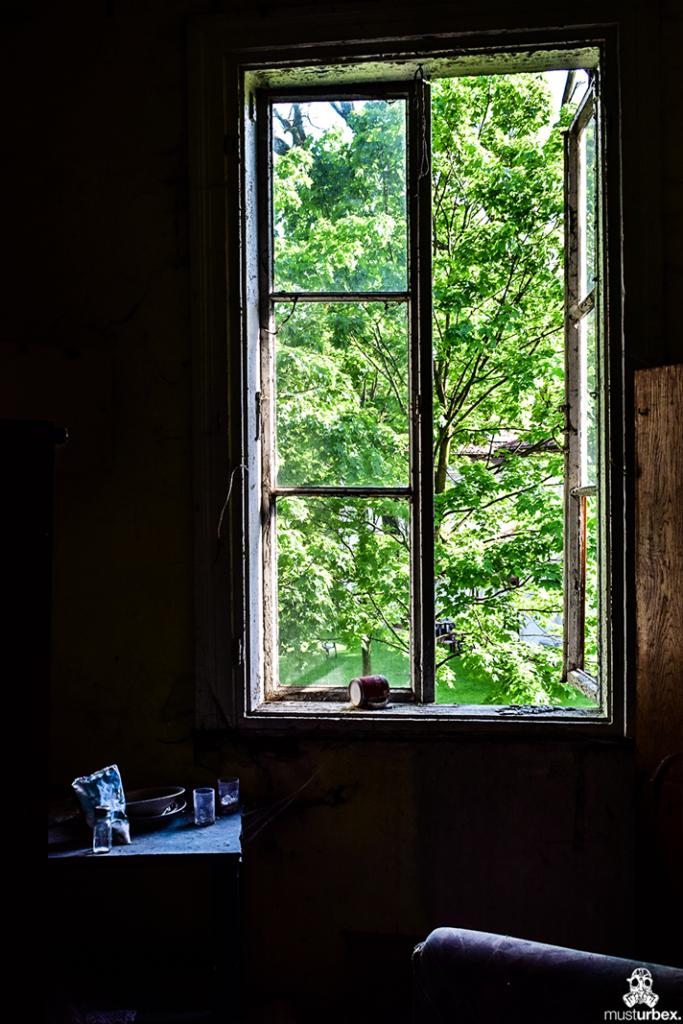 Opuszczony świdermajer Białołęka - Warszawa, ul. Fletniowa, drewno,okno, opuszczona willa musturbex