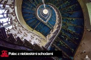 Pałac z niebieskimi schodami