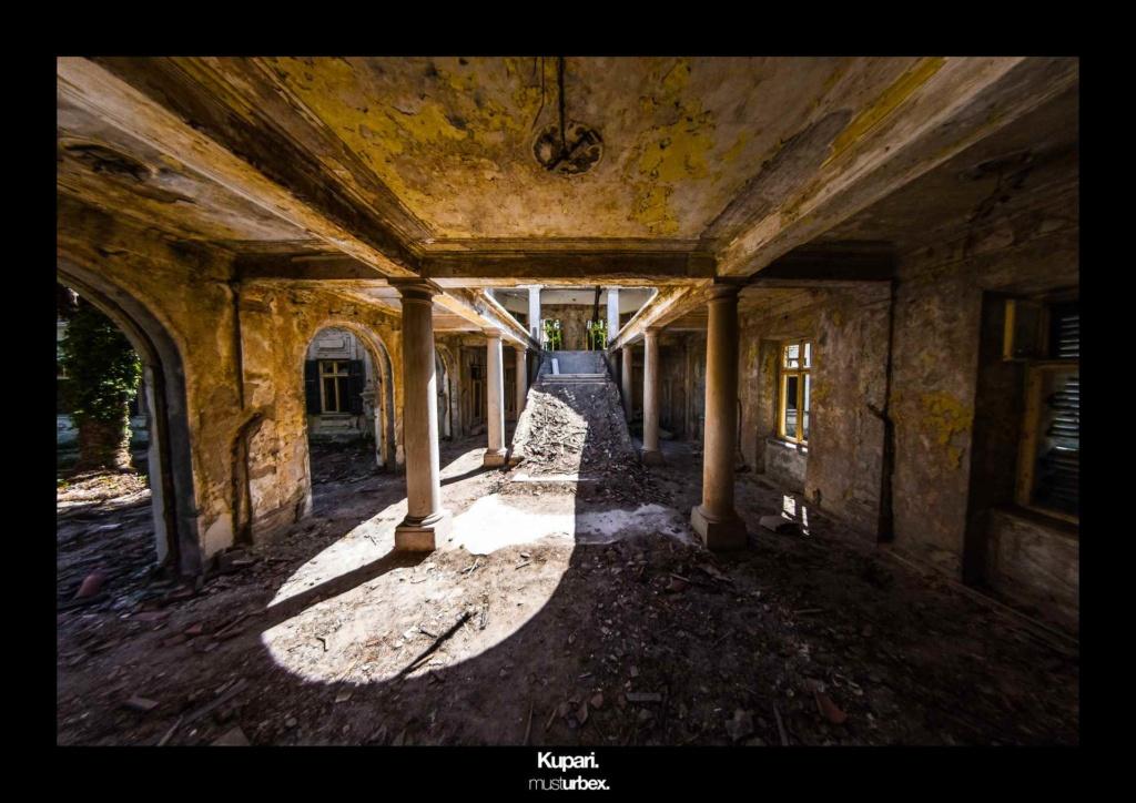 URBEX w Fotografii III URBEX wystawa URBEX FOTO URBEX photo urbex Grand Hotel Kupari decay