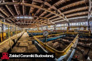 Zakład ceramiki budowlanej